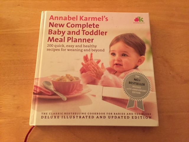 Toddler Cooking With Annabel Karmel