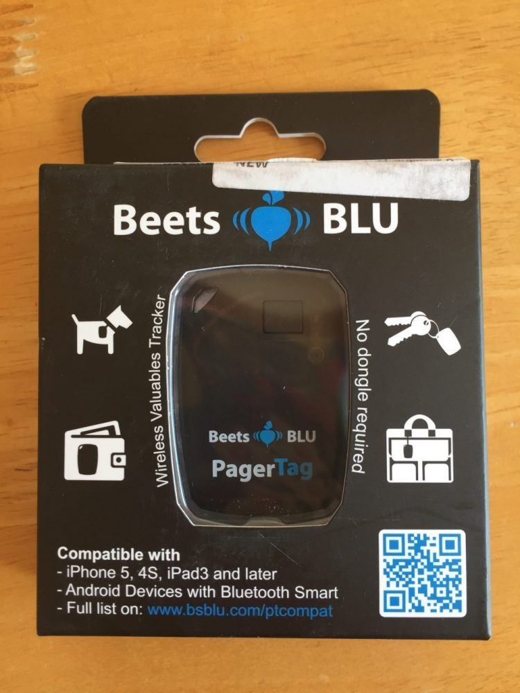 Beets Blu Pagertag Review