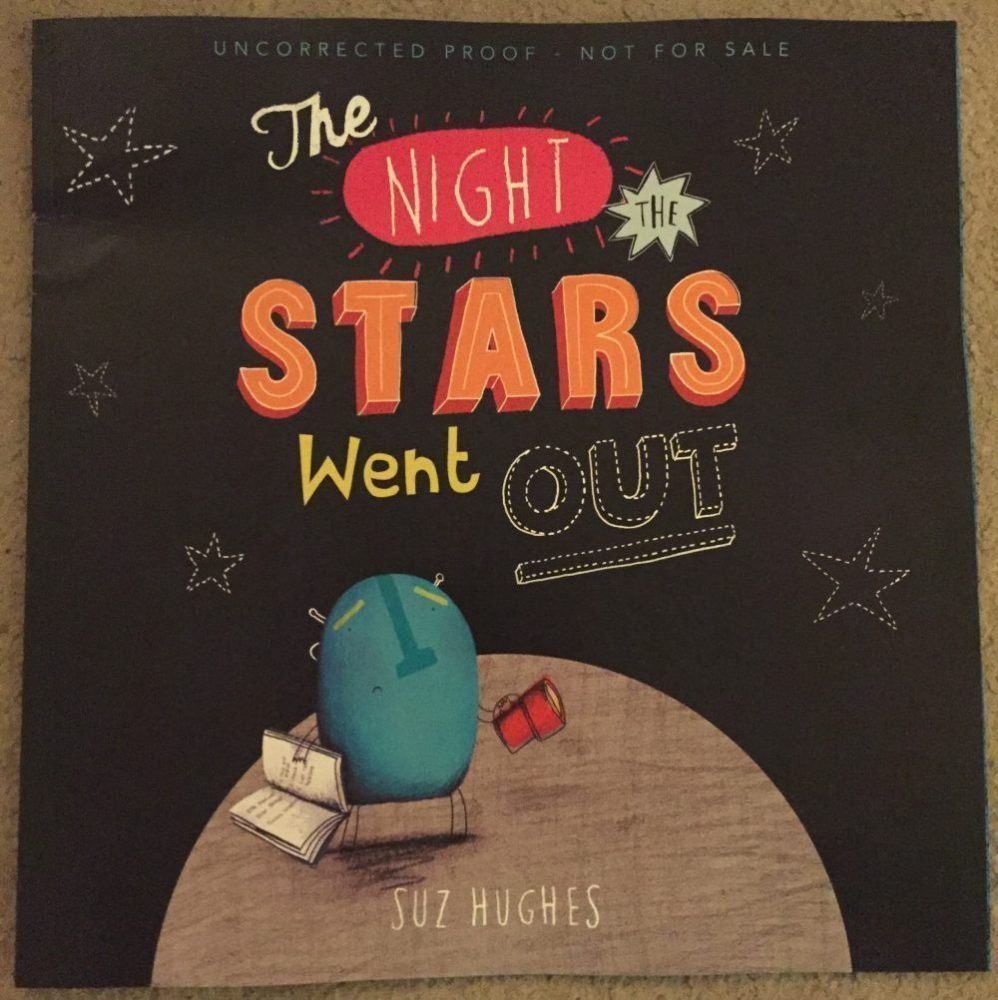 Curious Fox 'The Night The Stars Went Out' Book Review