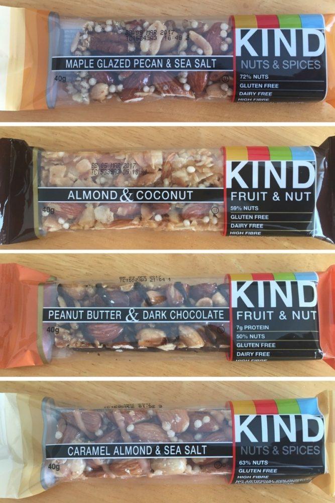 Packaging bars