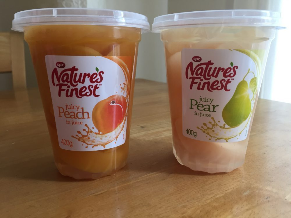 Healthy Eating With Natures Finest Fruit Pots