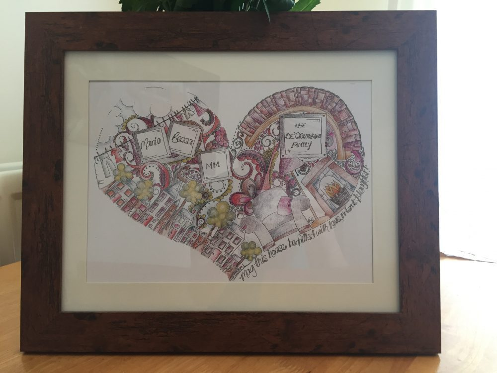 Personalised Prints with Dee Dee & Boo