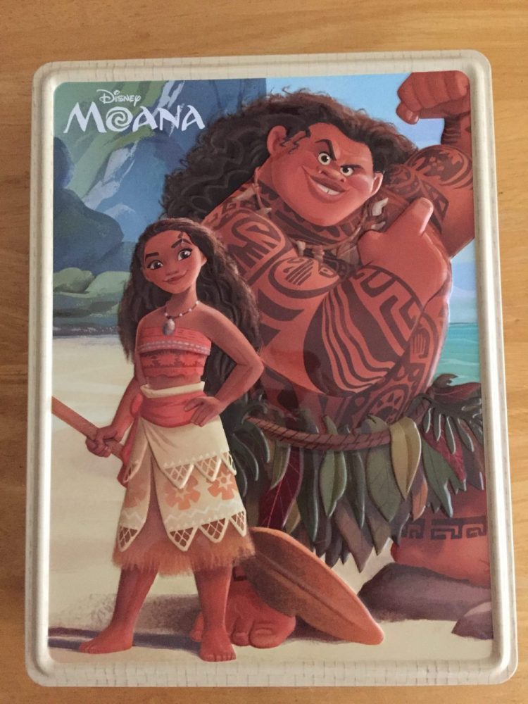 Disney's Moana Happy Tin Review