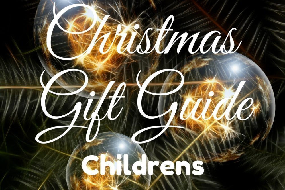 Children's Christmas Gift Guide 2016