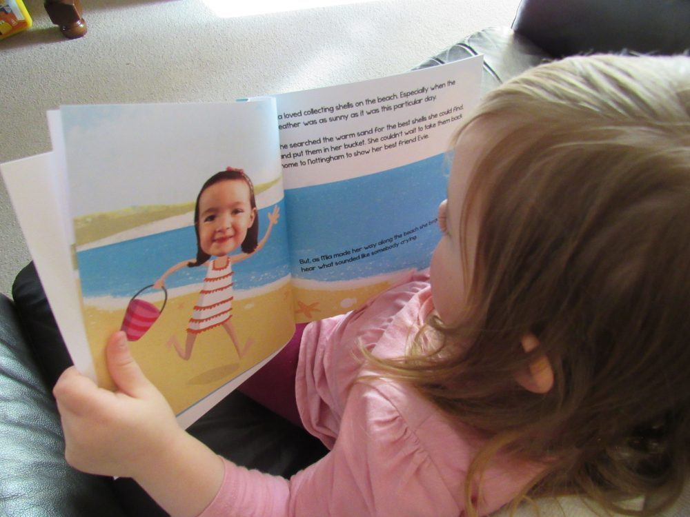 Personalised Children's Books With Amazing Pages!