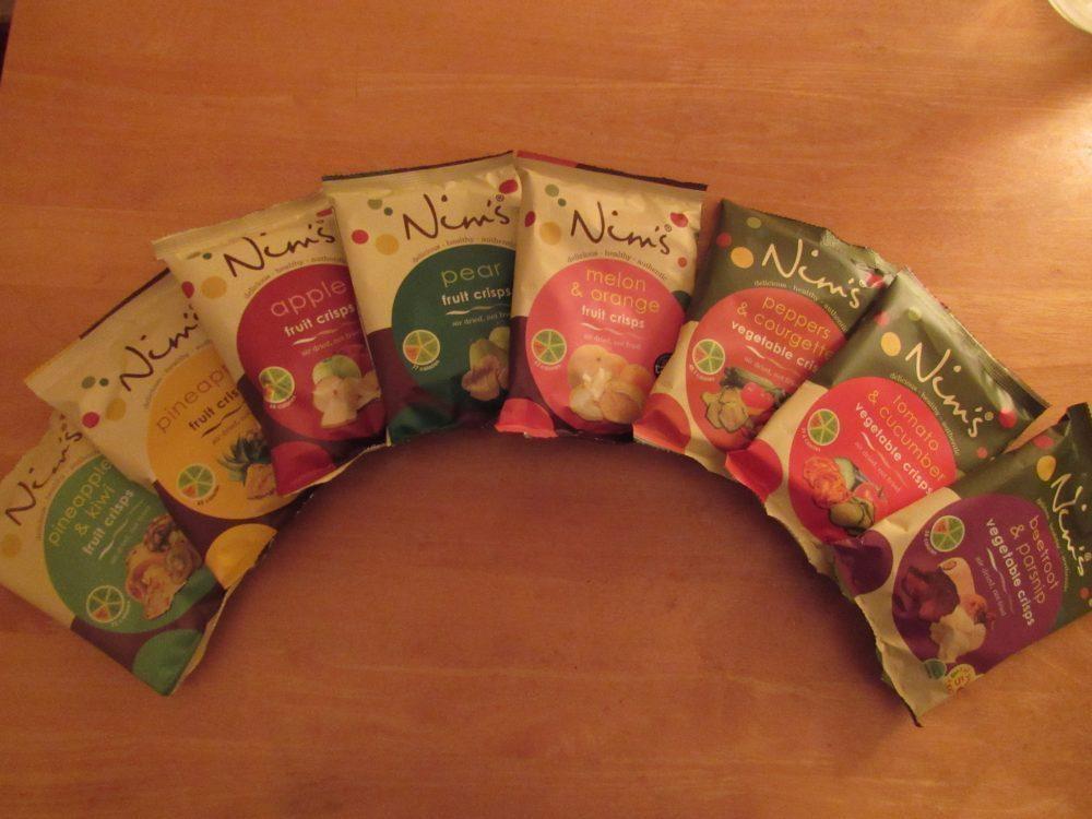Nim's Fruit Crisps Review