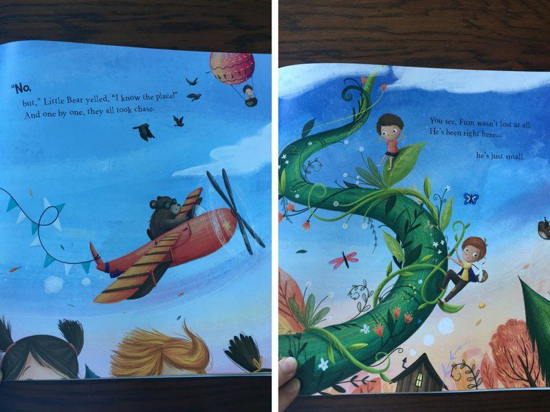 Fum-adventure-book