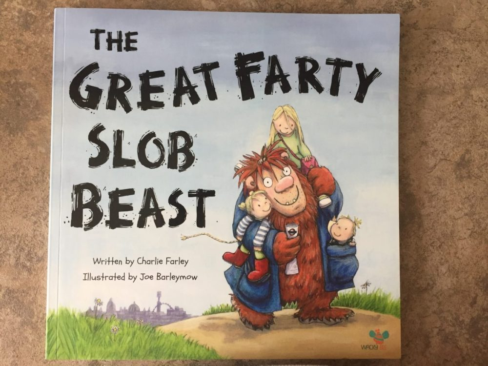 The Great Farty Slob Beast Book Review