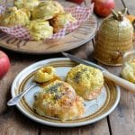 Le-Rustique-Camembert-and-Apple-Scones-with-Honey-Butter-1