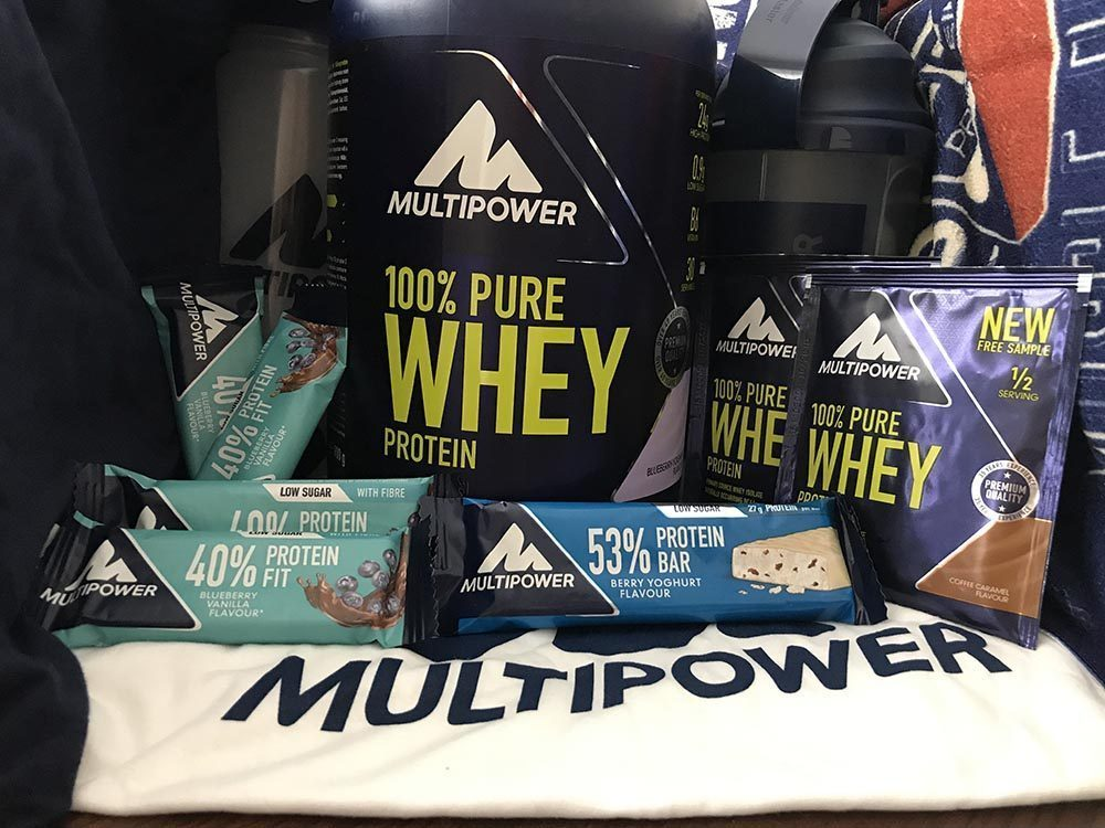 Increase Your Workout Results with Multipower