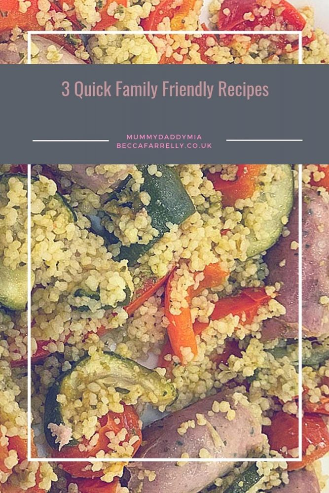 Family Friendly Recipes Anyone Can Make at Home