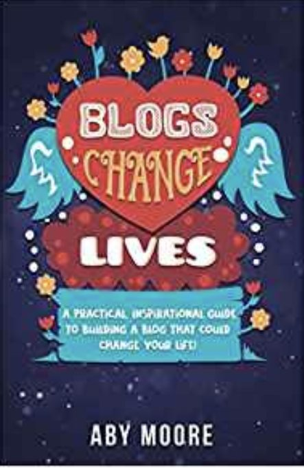 Book Cover for Blogs Change Lives