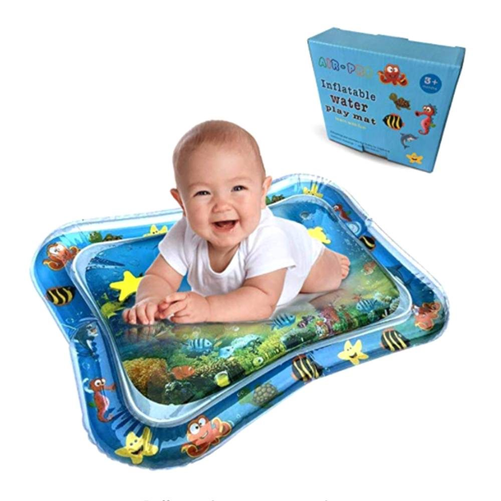 Activity Centre for Babies to practice tummy time