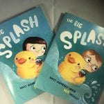 The Big Splash book cover
