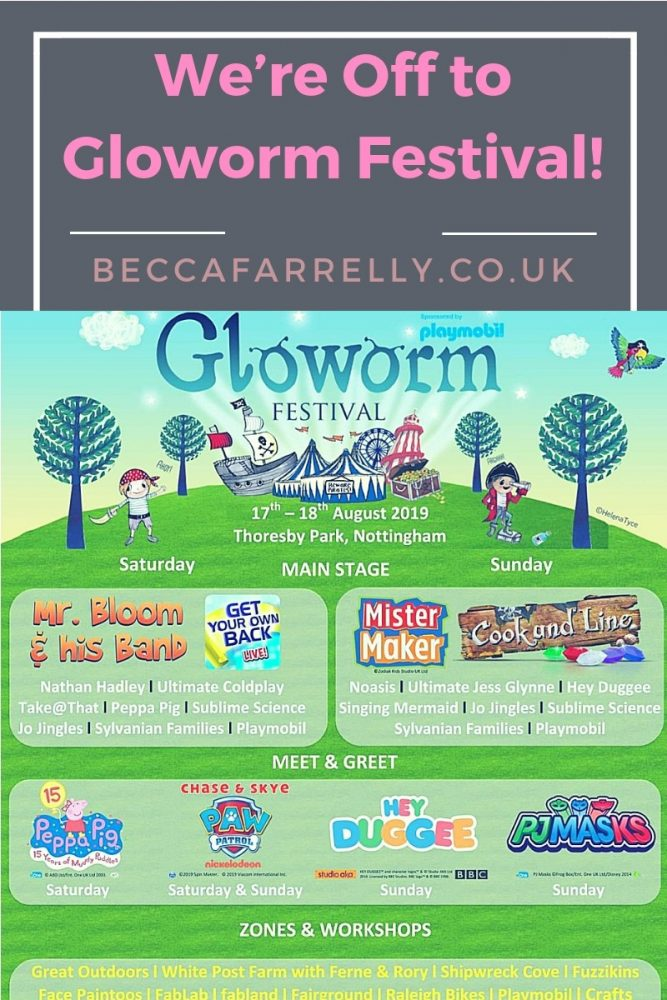 Gloworm Festival cover image