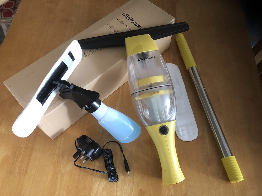 Window vac kit
