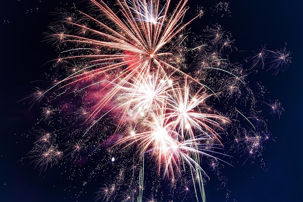 5 of the Best Firework Displays in Nottingham