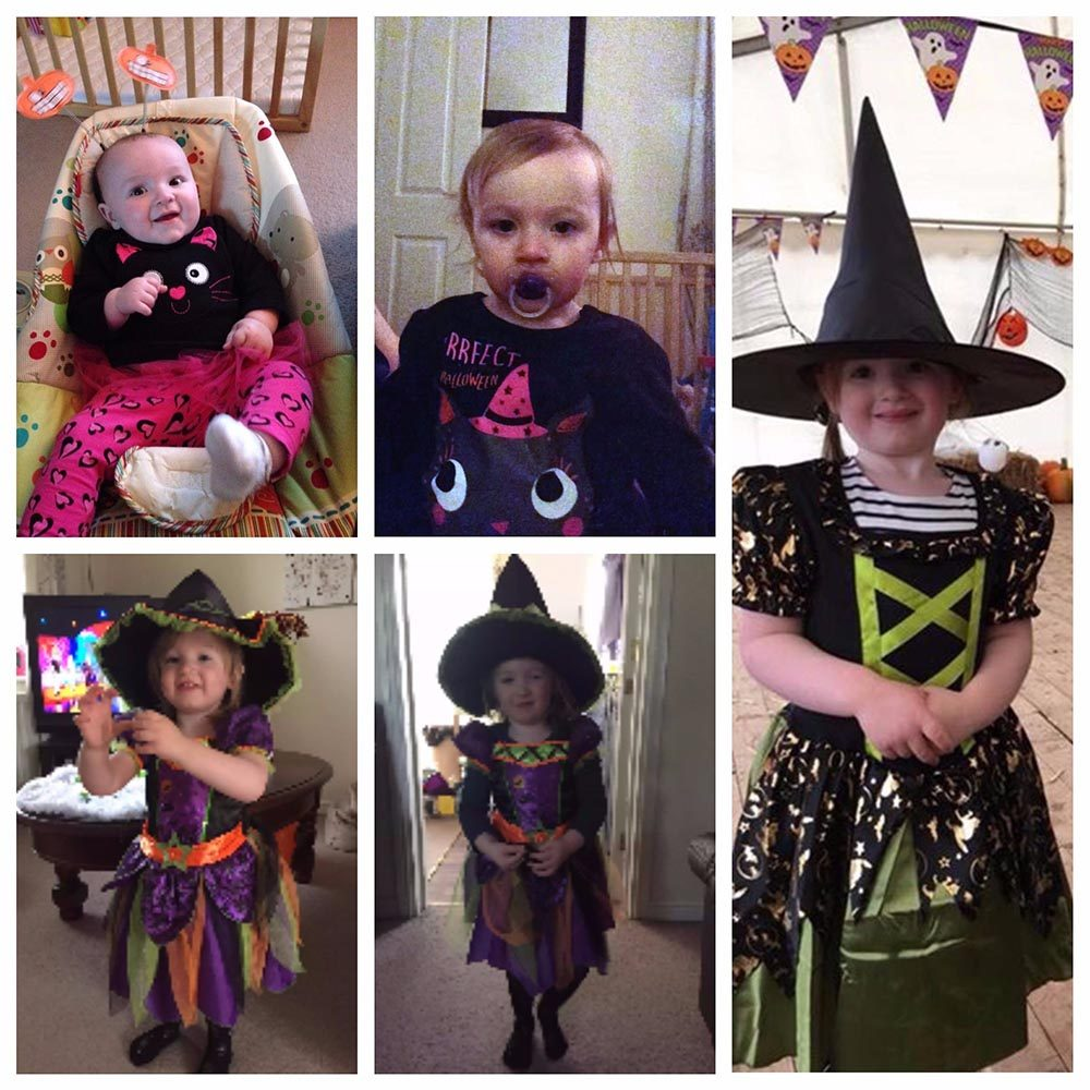 Halloween outfits