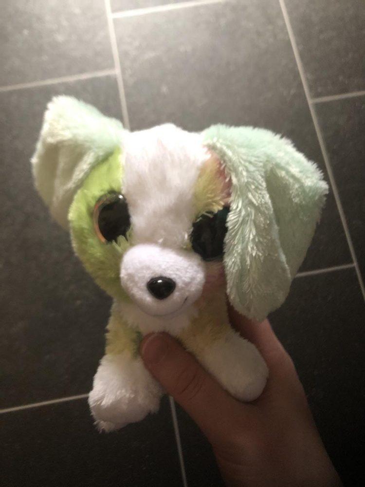 Spotty plush toy