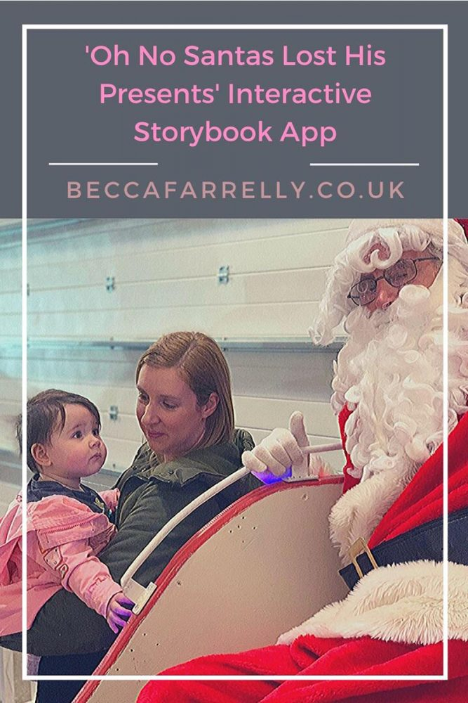 Cover image for Santa app