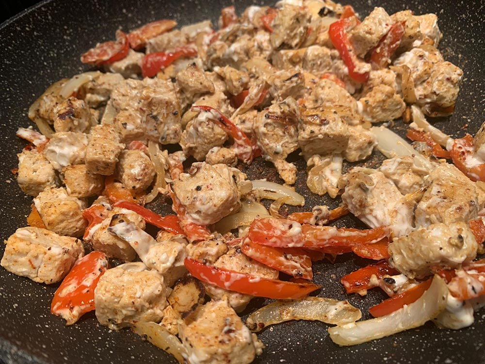 Chicken Fajita mix