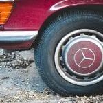 Mercades Benz Tyre
