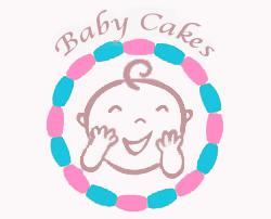 Baby Cakes shop logo