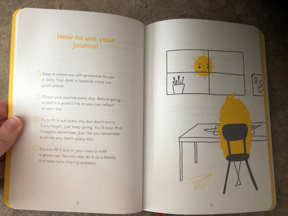 Inside the HappySelf Journal