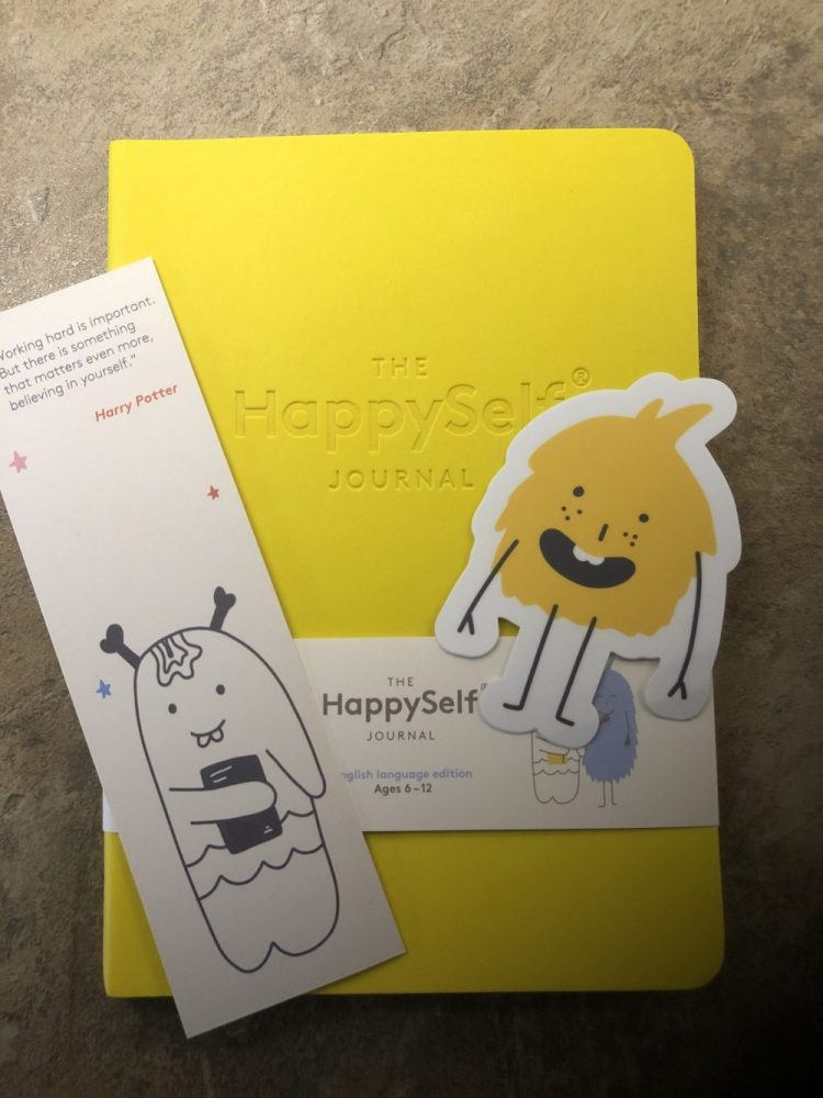 Help Children Make Sense of their Feelings with the HappySelf Journal