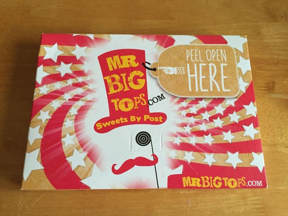 Mr Big Tops Sweets