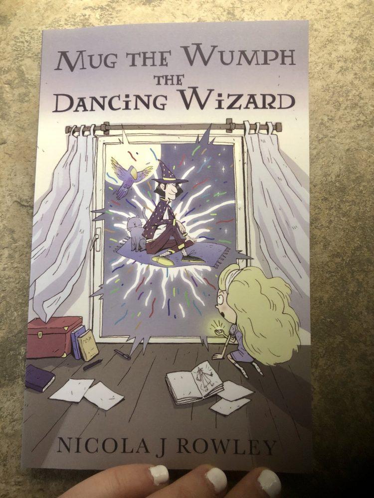 Mug the Wumph book cover