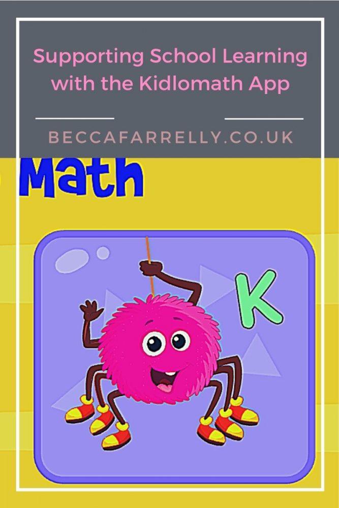 Cover image for Kidlomath App