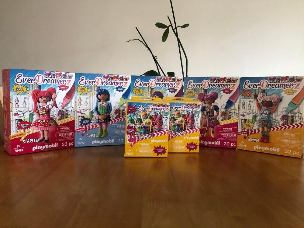 Playmobil EverDreamerz 2: Comic City Collectable Release