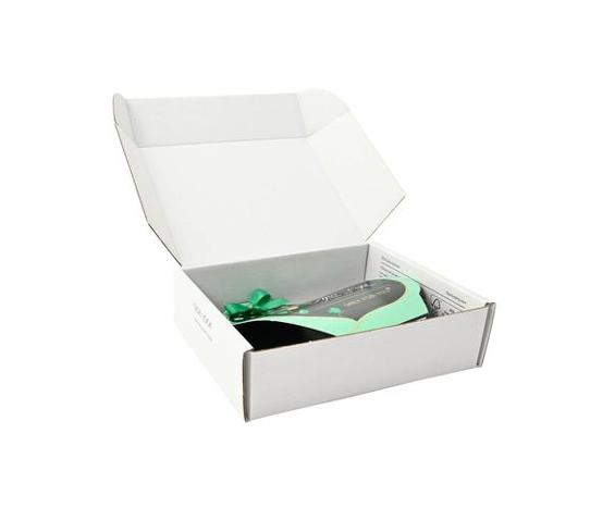 White box packaging