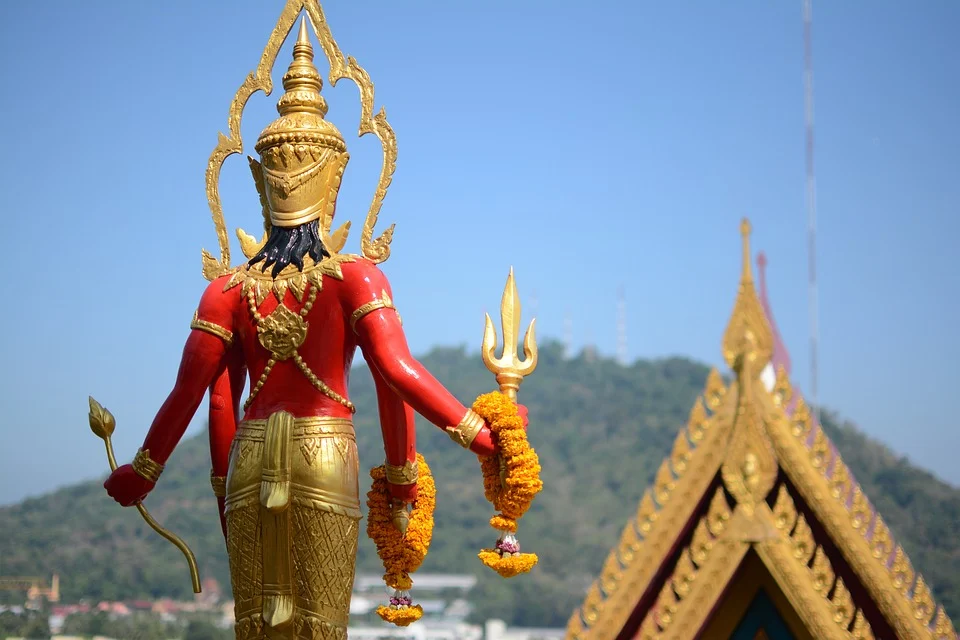 Phuket, Thailand: A Search For Ancient Meaning And Mindfulness