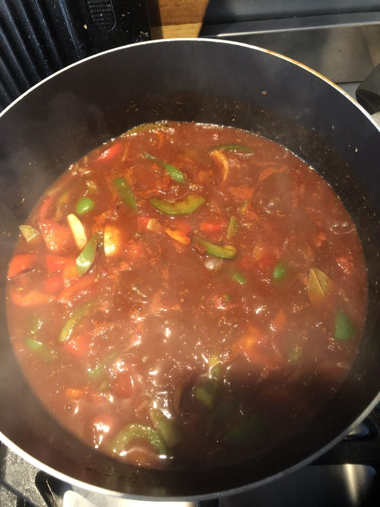 Cuban Stew Recipe