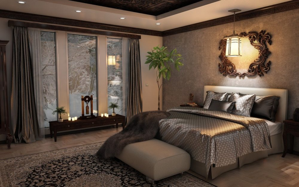 5 Steps to a Cosy Winter Bedroom