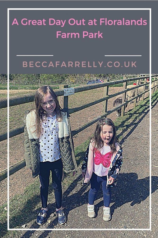 Cover image for Floralands Farm Park